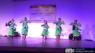 Folk dance ছোটদের কত সুন্দর নাচ আরে ও দক্ষিণা পাহাড়ী লোক নৃত্য