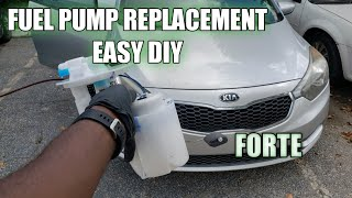 Kia forte fuel pump replacement - YouTubeYouTube