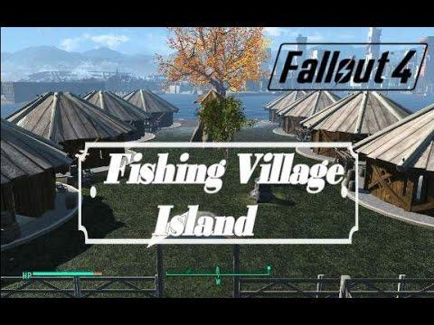 Fallout 4 Fishing Village Settlement