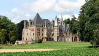Les plus beaux Chateaux de France