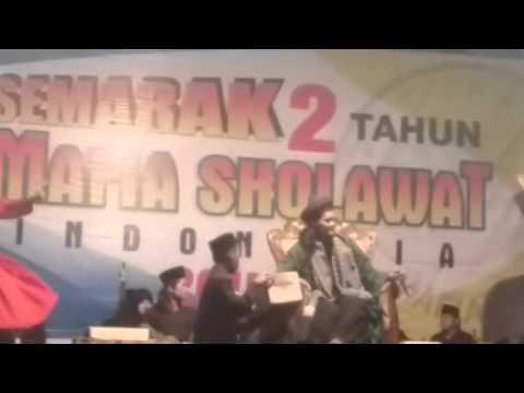 Syi'ir MAFIA SHOLAWAT (ABAH ALI SHODIQIN) feat semut ireng