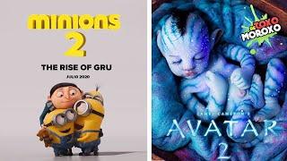 10 Películas Que Se ESTRENAN en 2020 y NO TE PUEDES PERDER | DeToxoMoroxo