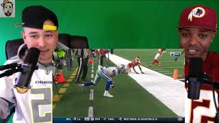 Cowboys vs Chiefs | Reaction | NFL Week 9 Game Highlights