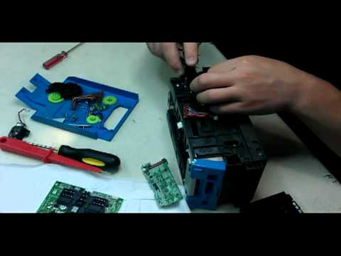 Bill Acceptor Repair And Cleaning With Washing Method  JCM UBA -Part