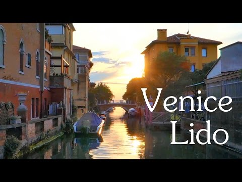 Lido di Venezia: our short Venice Holiday break to Lido island & Lido beach