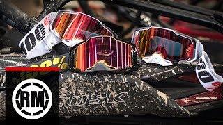 100% Armega Motocross Goggles