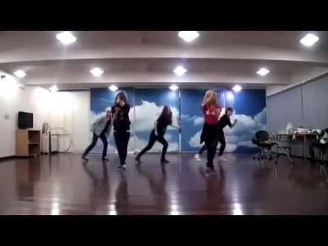 에프엑스 f(x) - GANGSTA BOY (Dance Practice) (HQ Audio)