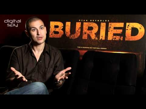 Rodrigo Cortés on 'Buried'