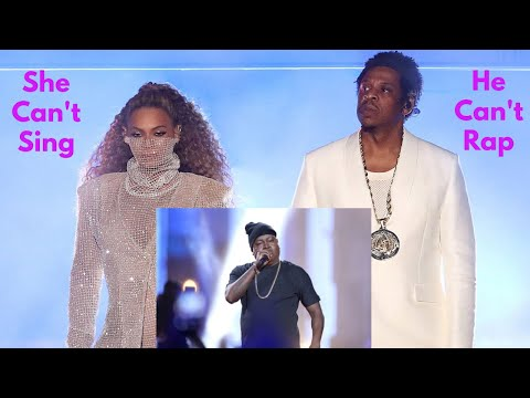 Trick Daddy Bash Beyonce and Jay Z She Can't Sing and Jay Z Can't Rap