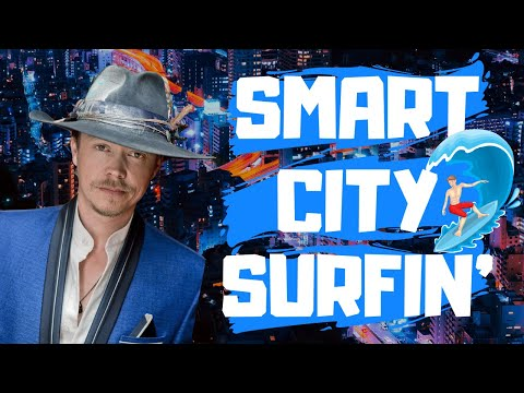 Brock Pierce's Smart City In Puerto Rico - CC Forum London Interview | The TraderCobb Crypto Show