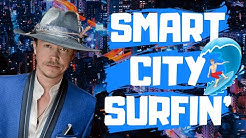 Brock Pierce's Smart City in Puerto Rico - CC Forum London Interview   The TraderCobb Crypto Show