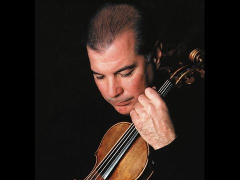 Joseph Achron's Violin Concerto No. 1 Featuring Elmar Oliveira