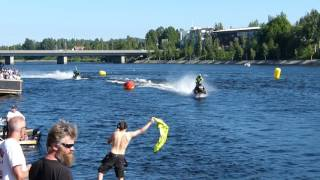 Watercross SKELLEFTEÅ 2017 A-Final