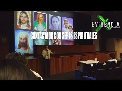 Erich Gonzáles, Congreso De Contactados - Evidencia X – Cesar Buenrostro