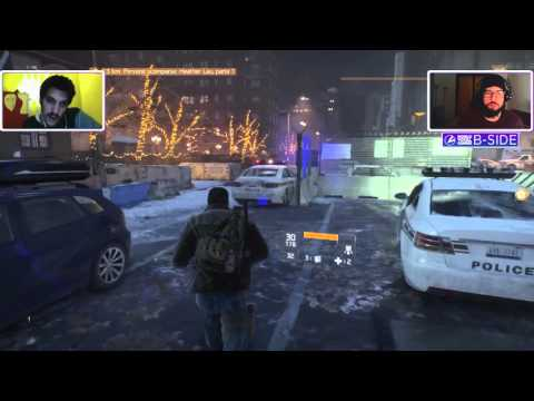 B-Side: The Division Beta (PC) - Everyeye.it Live Streaming