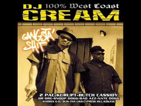Dj Cream - Gangsta' Shit