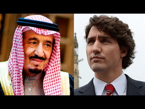 Canada Proceeds With Saudi Arms Deal Despite Mass Executions