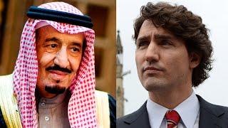 Canada Proceeds With Saudi Arms Deal Despite Mass Executions