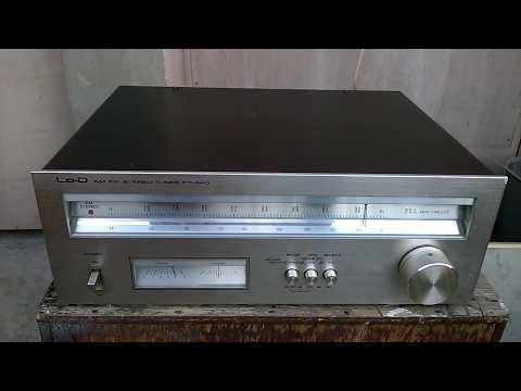 Lo-D AM FM STEREO TUNER FT-340