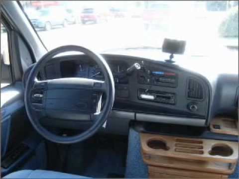 1996 ford econoline cargo van in pensacola fl youtube for Frontier motors pensacola fl