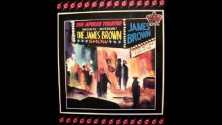 James Brown Live At The Apollo 1962 FULL