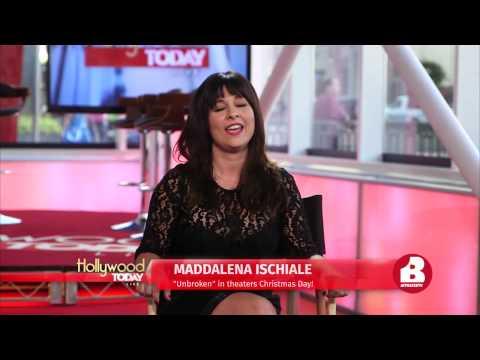 Meet UNBROKEN's Maddalena Ischiale, Angelina Jolie's Italian Muse
