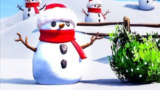 FORTNITE Sneaky Snowman Bande Annonce (2019)