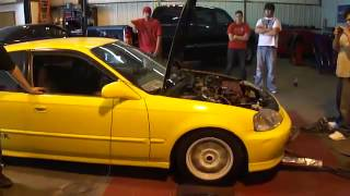 Honda Vtec Açma (sesi dinleyin)