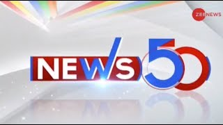 News50: Watch top 50 news headlines of the day, 12th Nov. 2018
