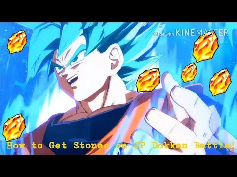 How to Buy Stones On The Japanese Version of Dokkan Battle! Dragon Ball Z Dokkan Battle (JP)