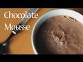 簡単! 濃厚チョコムース - Chocolate mousse - の動画、YouTube動画。