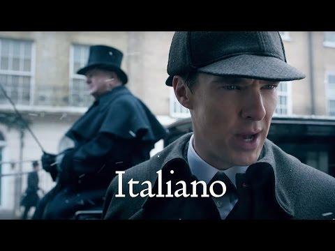 Sherlock In 7 Languages - Sherlock - BBC Worldwide Showcase