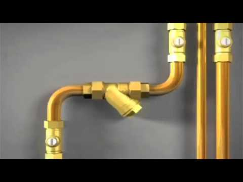 Electric Boiler Installation - The Electric Heating Company - YouTube