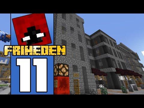 Dansk Minecraft Friheden | En Økse To Da Face | Afsnit 11