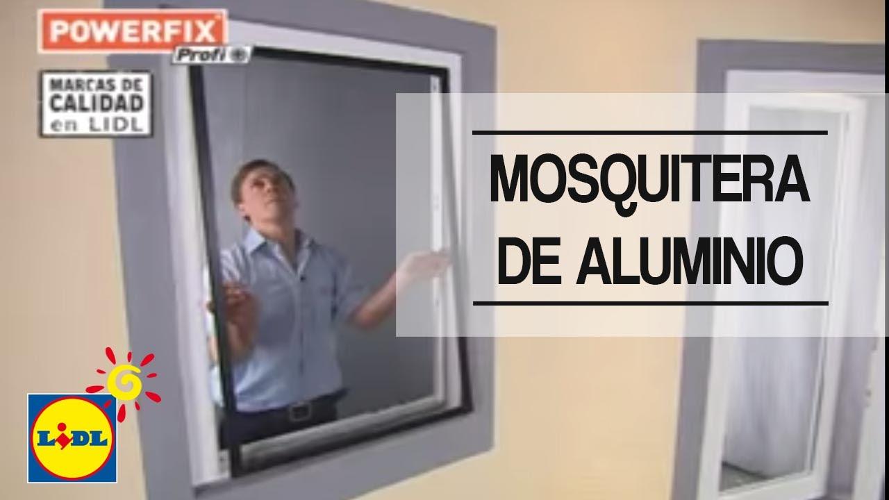 Nice Mosquitera De Aluminio Para Ventana   Lidl España   YouTube