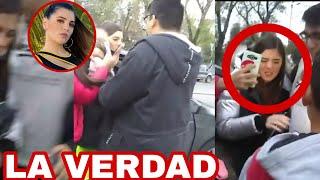 CANDE MALTRATA A FANS EN EVENTO DE WIFI?.. LA VERDAD..