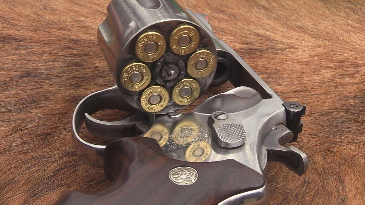 44 Magnum Model 629-4  Chapter 2