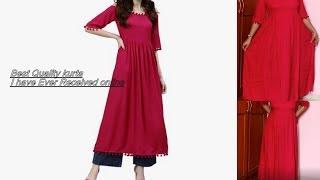 Best Quality Jabong  Anarkal Dress |Must Buy product |अगर आपको पसंद है अनारकली तो जरूर खरीदें