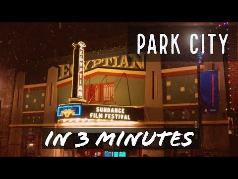 Sundance Film Festival 2018 in 3 Minutes - Park City, Utah