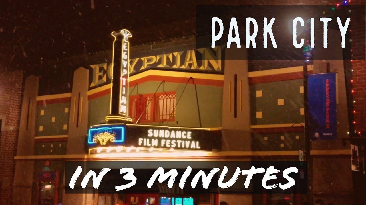 Download Sundance Film Festival 2018 in 3 Minutes - Park City, Utah
