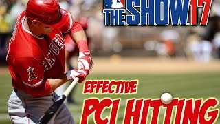 "MLB THE SHOW - ""THE BEST"" LIVE HITTING TUTORIAL"