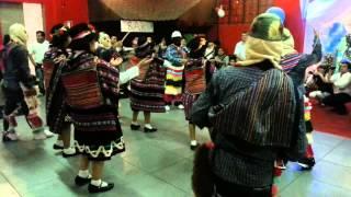 Danza de los Llameritos de Parinacochas en Milán 2013 (1/3)