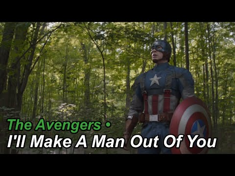 The Avengers • Ill Make A Man Out of You