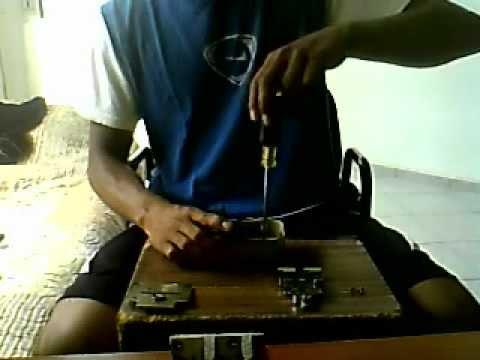 Armando de cerrojo para puerta corrediza youtube - Cerrojos de seguridad para puertas ...