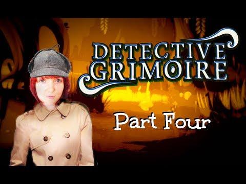 Discovering Secrets...- Let's Play - Detective Grimoire - Part 4
