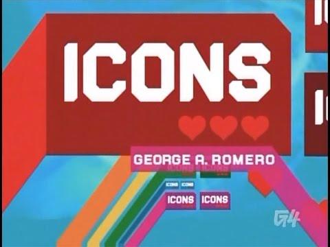 G4 Icons Season 4 Episode 8 - George A Romero (2005)