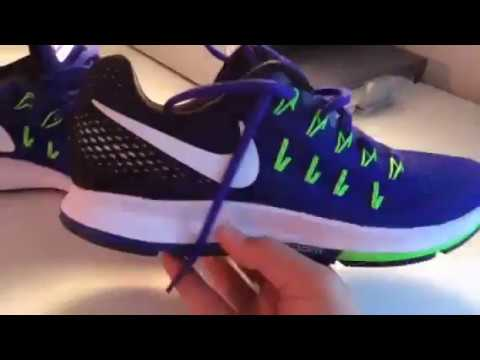 28c71f894e56d Nike Air Zoom Pegasus 33 unboxing + first impression - YouTube