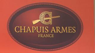 Big game hunter buys a new Chapuis Armes double rifle