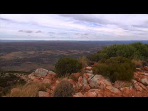 Larapinta Trail - Mt Sonder + start of Larapinta Trail