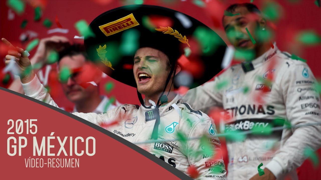 Download Resumen del GP de México 2015 [HD]